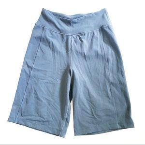 Lululemon Grey Shorts Excercise Tights 8